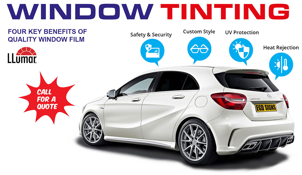 Vehicle Window tinting Long Eaton Nottingham Derby